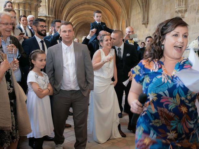 Le mariage de Vincent et Emilie à Asnières-sur-Oise, Val-d'Oise 54