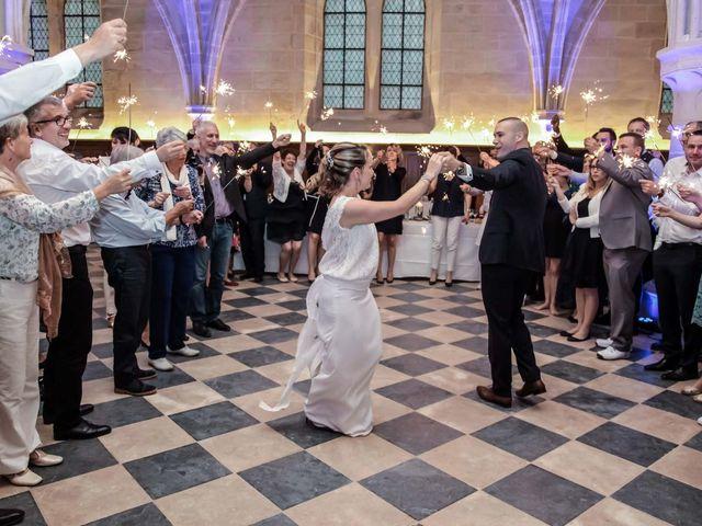 Le mariage de Vincent et Emilie à Asnières-sur-Oise, Val-d'Oise 57