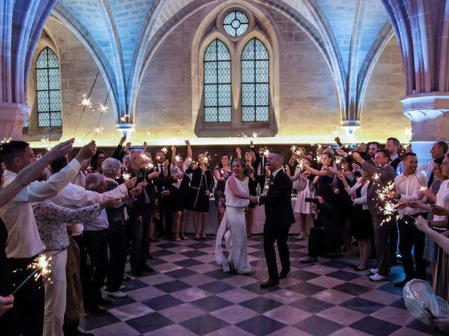 Le mariage de Vincent et Emilie à Asnières-sur-Oise, Val-d'Oise 60