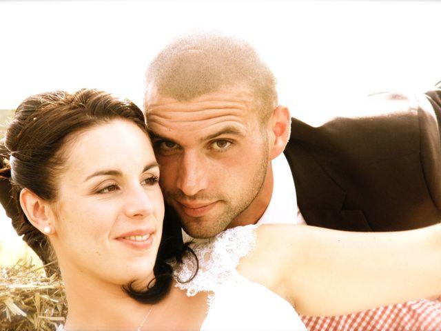 Le mariage de Ophélie et Kévin