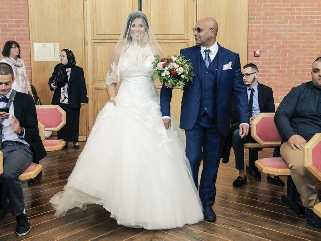 Le mariage de Lotfi et Sherley à Vitry-sur-Seine, Val-de-Marne 31