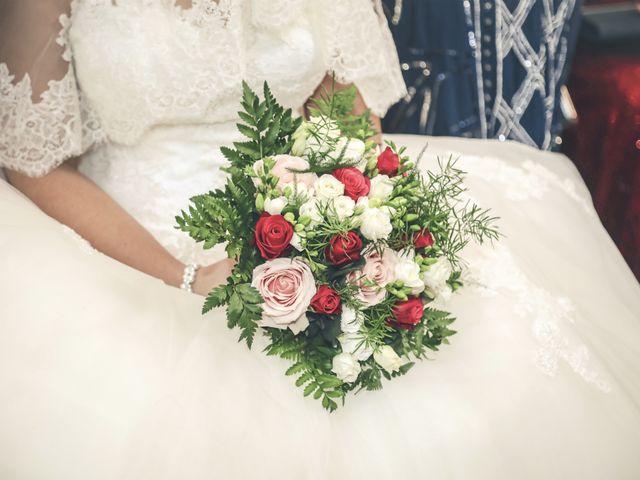 Le mariage de Lotfi et Sherley à Vitry-sur-Seine, Val-de-Marne 32
