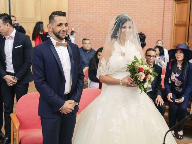 Le mariage de Lotfi et Sherley à Vitry-sur-Seine, Val-de-Marne 34