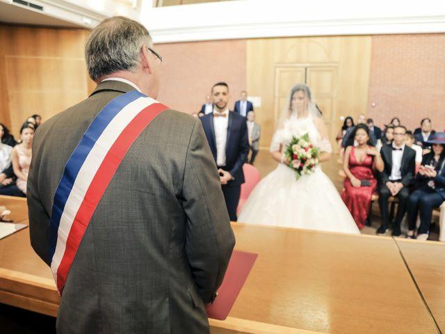 Le mariage de Lotfi et Sherley à Vitry-sur-Seine, Val-de-Marne 35