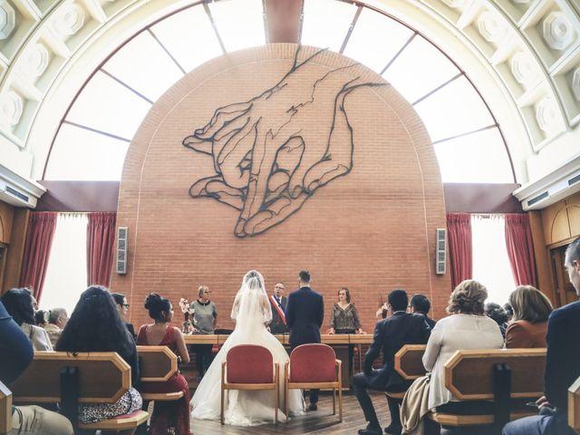 Le mariage de Lotfi et Sherley à Vitry-sur-Seine, Val-de-Marne 36