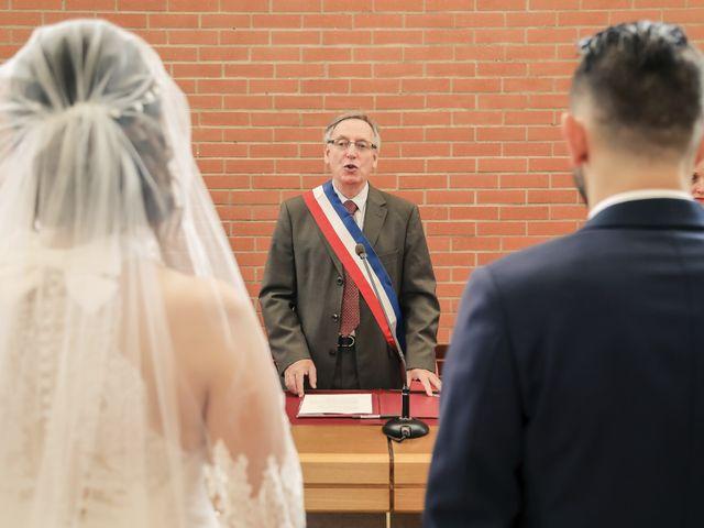 Le mariage de Lotfi et Sherley à Vitry-sur-Seine, Val-de-Marne 40