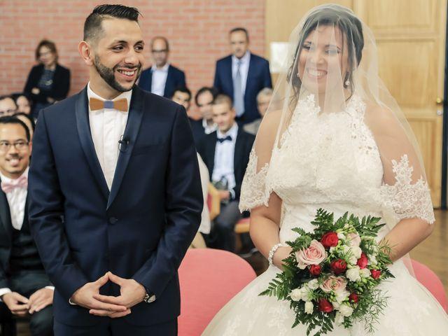 Le mariage de Lotfi et Sherley à Vitry-sur-Seine, Val-de-Marne 43