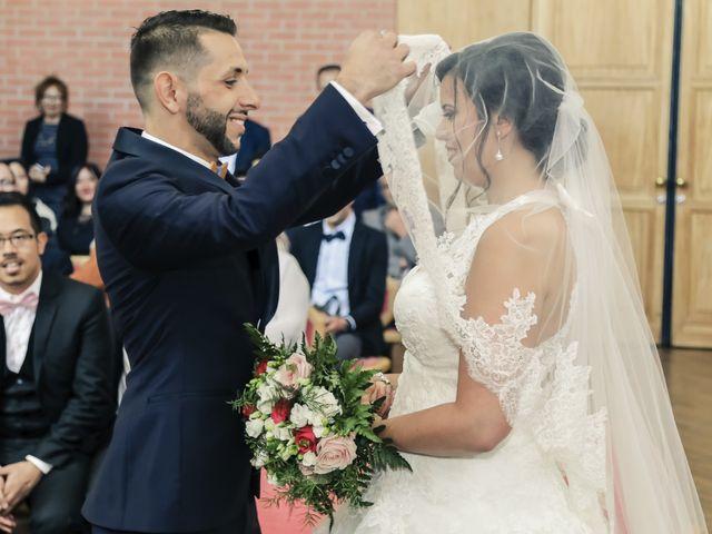 Le mariage de Lotfi et Sherley à Vitry-sur-Seine, Val-de-Marne 44