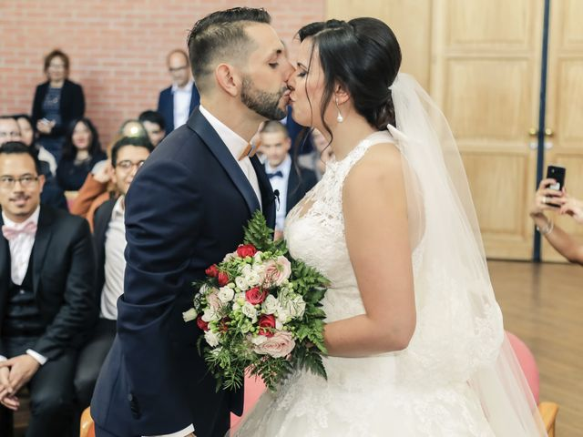 Le mariage de Lotfi et Sherley à Vitry-sur-Seine, Val-de-Marne 45