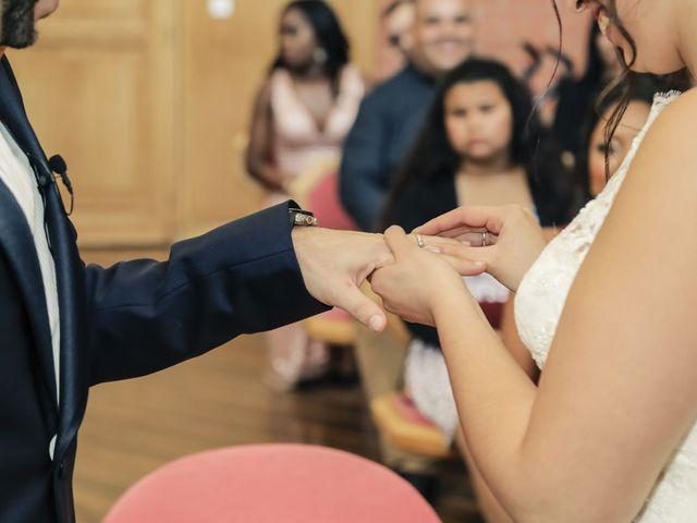 Le mariage de Lotfi et Sherley à Vitry-sur-Seine, Val-de-Marne 50