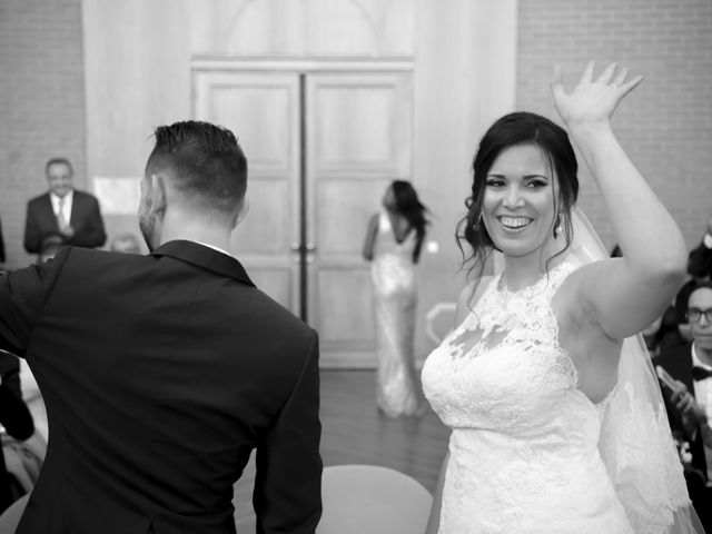Le mariage de Lotfi et Sherley à Vitry-sur-Seine, Val-de-Marne 51