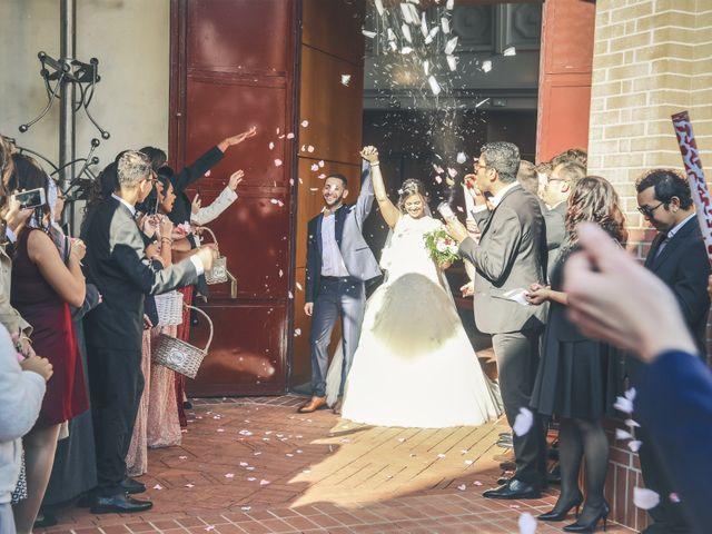 Le mariage de Lotfi et Sherley à Vitry-sur-Seine, Val-de-Marne 53