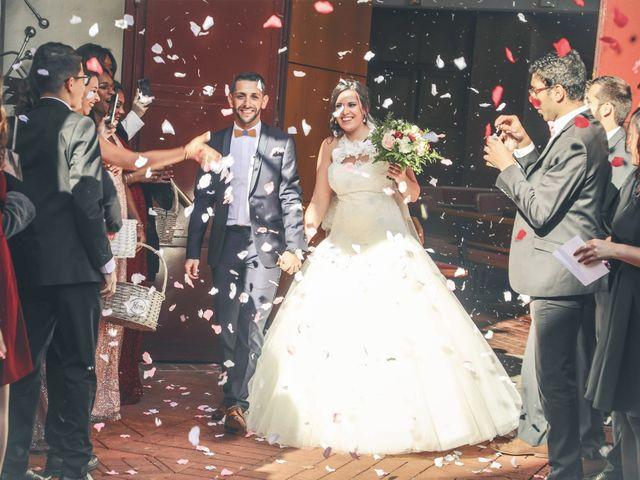 Le mariage de Lotfi et Sherley à Vitry-sur-Seine, Val-de-Marne 54