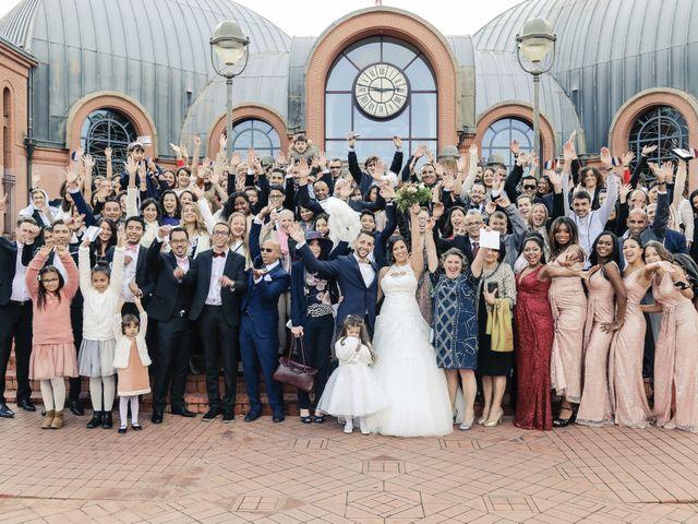 Le mariage de Lotfi et Sherley à Vitry-sur-Seine, Val-de-Marne 56