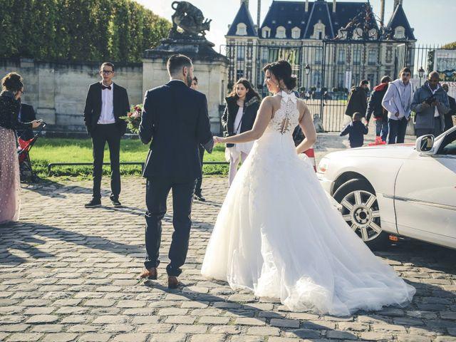 Le mariage de Lotfi et Sherley à Vitry-sur-Seine, Val-de-Marne 59