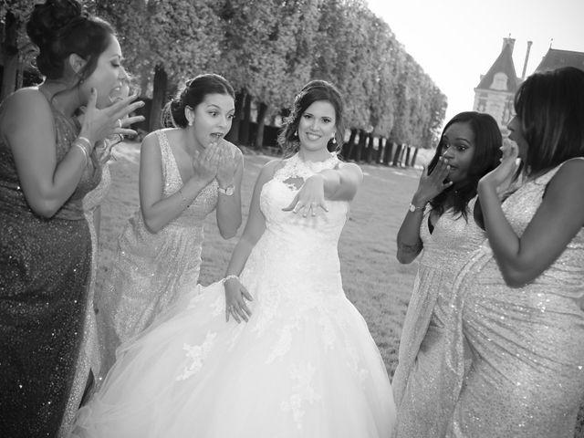 Le mariage de Lotfi et Sherley à Vitry-sur-Seine, Val-de-Marne 63