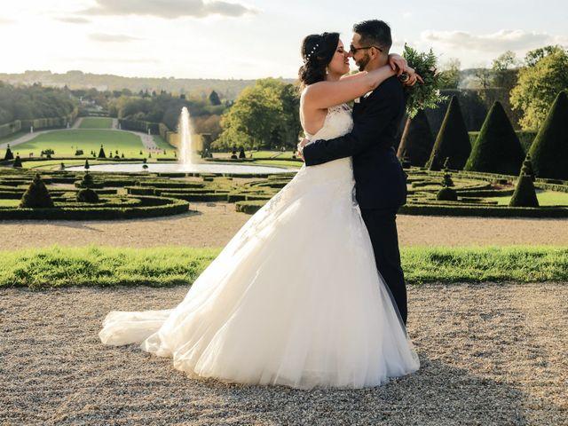 Le mariage de Lotfi et Sherley à Vitry-sur-Seine, Val-de-Marne 77