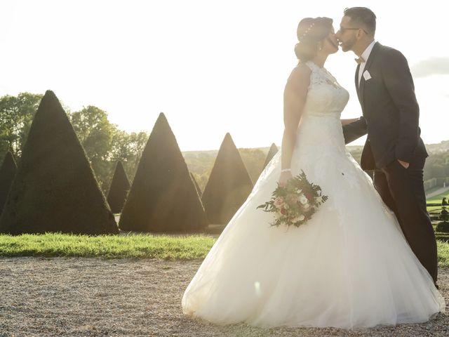 Le mariage de Lotfi et Sherley à Vitry-sur-Seine, Val-de-Marne 78
