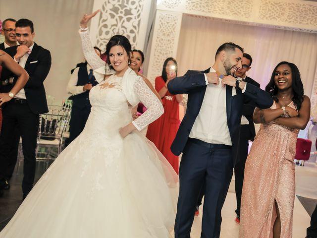 Le mariage de Lotfi et Sherley à Vitry-sur-Seine, Val-de-Marne 120