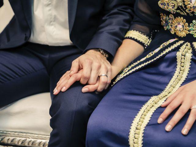 Le mariage de Lotfi et Sherley à Vitry-sur-Seine, Val-de-Marne 146