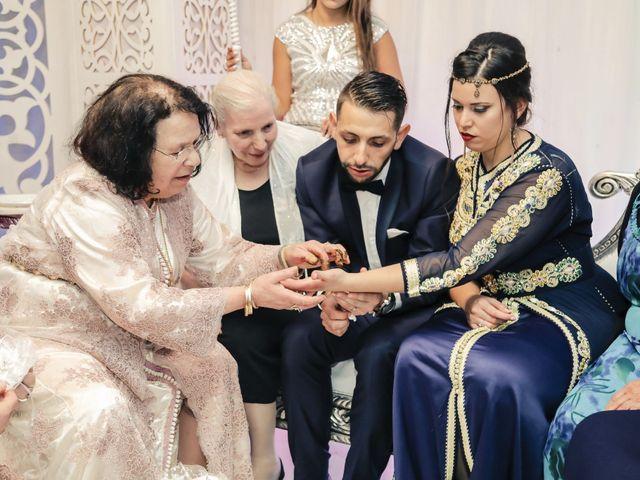 Le mariage de Lotfi et Sherley à Vitry-sur-Seine, Val-de-Marne 147