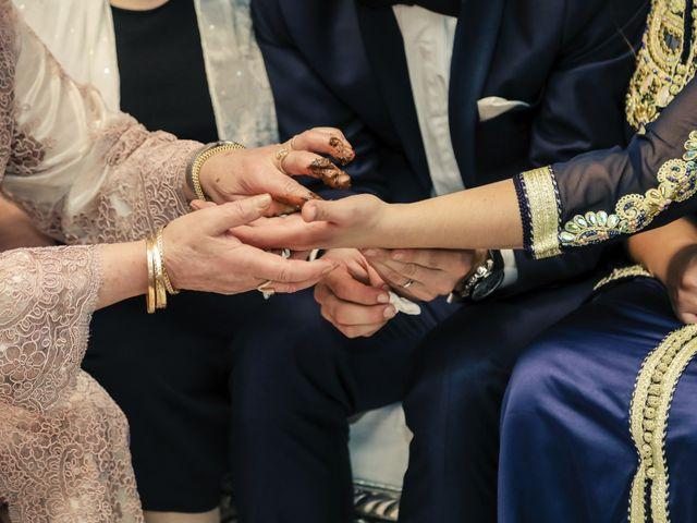 Le mariage de Lotfi et Sherley à Vitry-sur-Seine, Val-de-Marne 148