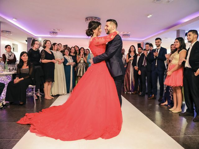 Le mariage de Lotfi et Sherley à Vitry-sur-Seine, Val-de-Marne 154