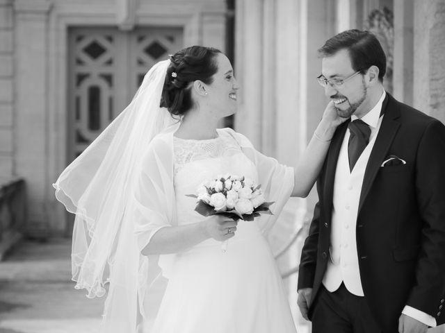 Le mariage de Pierre et Alix à Candillargues, Hérault 9