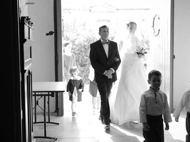 Le mariage de Pierre et Alix à Candillargues, Hérault 10