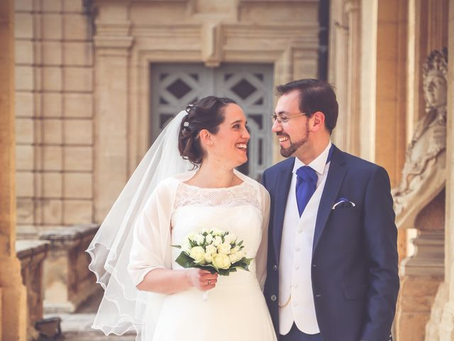 Le mariage de Pierre et Alix à Candillargues, Hérault 32