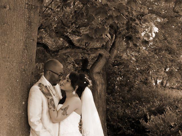 Le mariage de Nadjma et Jean-Philippe à Juvisy-sur-Orge, Essonne 4