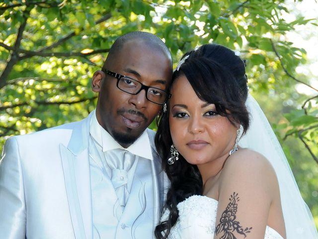 Le mariage de Nadjma et Jean-Philippe à Juvisy-sur-Orge, Essonne 7