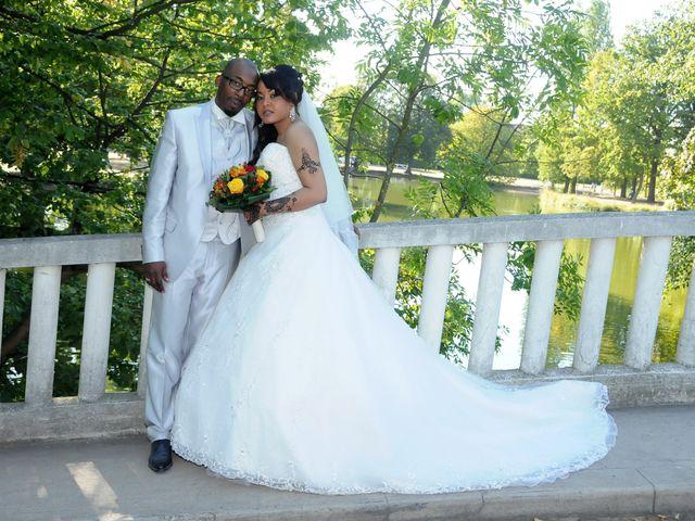 Le mariage de Nadjma et Jean-Philippe à Juvisy-sur-Orge, Essonne 1