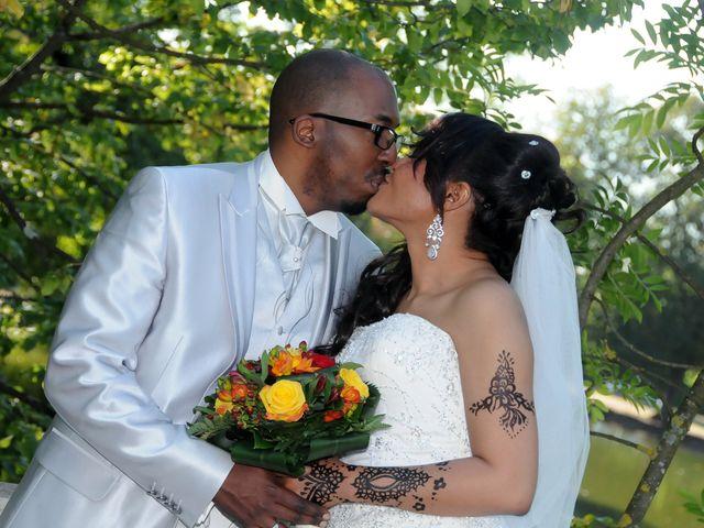 Le mariage de Nadjma et Jean-Philippe à Juvisy-sur-Orge, Essonne 8
