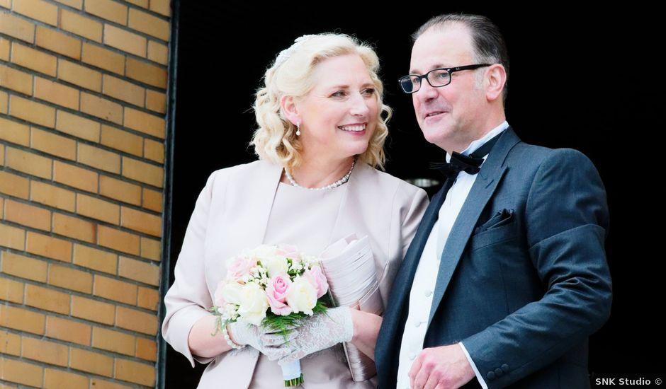 Le mariage de Denis et Sylvie à Lomme, Nord