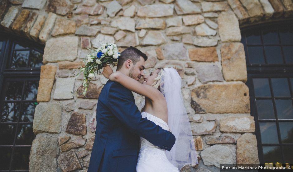 Le mariage de Willy et Mélanie à Aubière, Puy-de-Dôme