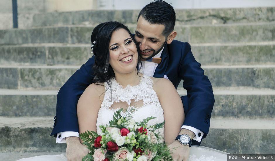 Le mariage de Lotfi et Sherley à Vitry-sur-Seine, Val-de-Marne