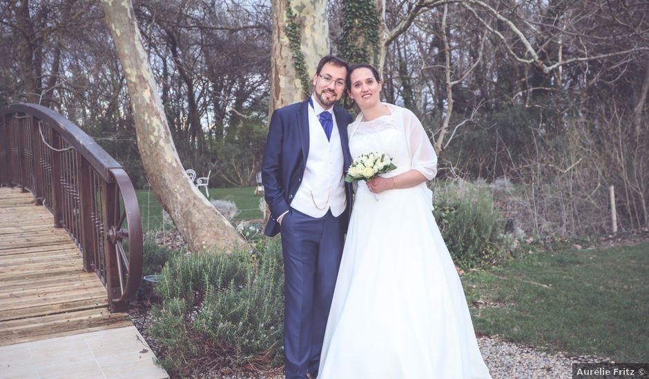 Le mariage de Pierre et Alix à Candillargues, Hérault