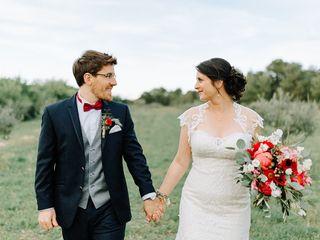 Le mariage de Sophie et Julian