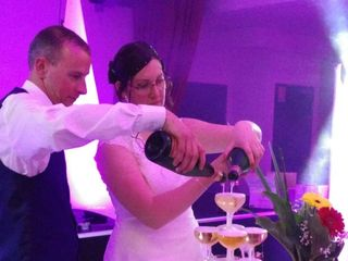 Le mariage de Vanessa et Arnaud  1