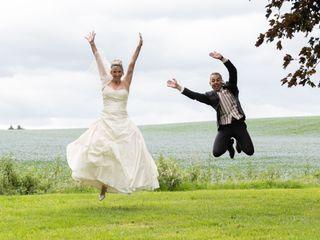 Le mariage de France et Grégory