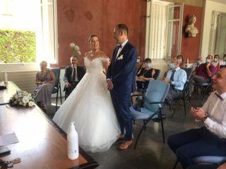 Le mariage de Nelly  et Fabrice