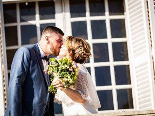 Le mariage de Audrey et Damien