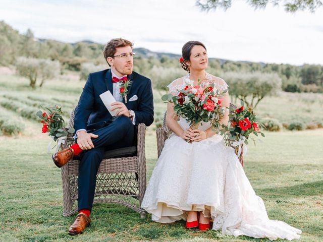Le mariage de Julian et Sophie à Orgon, Bouches-du-Rhône 43