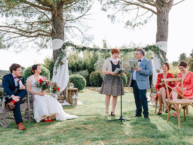 Le mariage de Julian et Sophie à Orgon, Bouches-du-Rhône 44