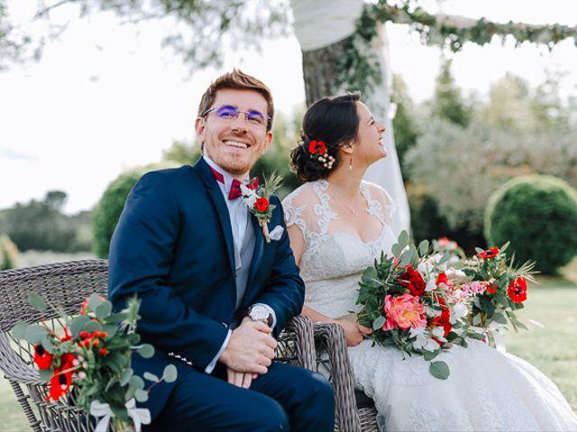 Le mariage de Julian et Sophie à Orgon, Bouches-du-Rhône 46