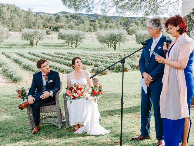 Le mariage de Julian et Sophie à Orgon, Bouches-du-Rhône 47
