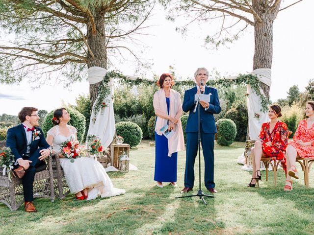 Le mariage de Julian et Sophie à Orgon, Bouches-du-Rhône 48