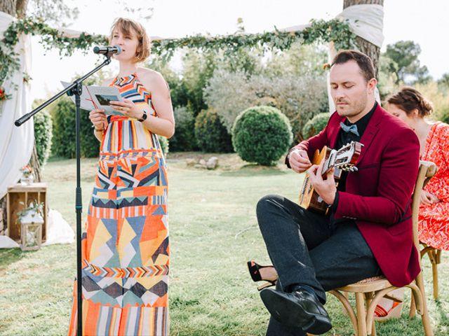 Le mariage de Julian et Sophie à Orgon, Bouches-du-Rhône 50