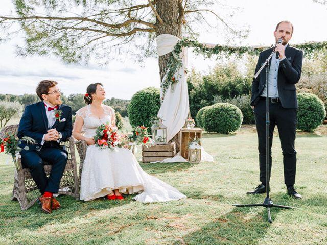 Le mariage de Julian et Sophie à Orgon, Bouches-du-Rhône 51